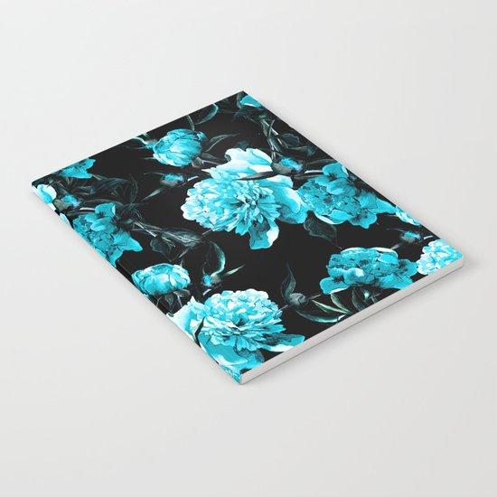 Peonies III Notebook