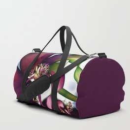 Peacebloom Duffle Bag