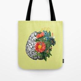 Green gardens Tote Bag