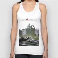 converse Tank Tops featuring Converse It by Sergey Kireev