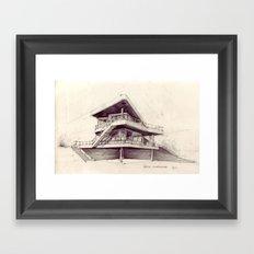 Haus Schminke Framed Art Print