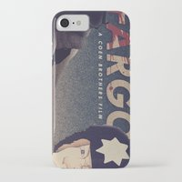 fargo iPhone & iPod Cases featuring Fargo by Perry Misloski