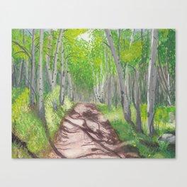 TAFAC.net Portal Painting Canvas Print