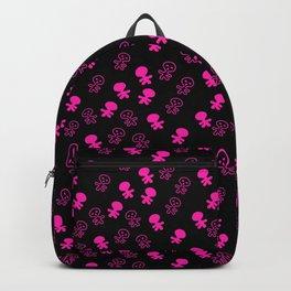 Aliens-Pink Backpack
