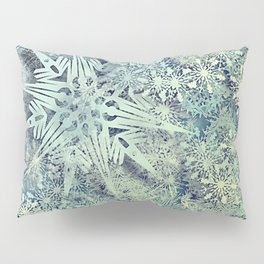 sea of flakes Pillow Sham