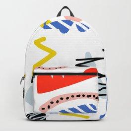 Memphis Zazzle Backpack