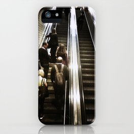 where to? iPhone Case