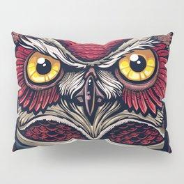 Owl Priest Pillow Sham