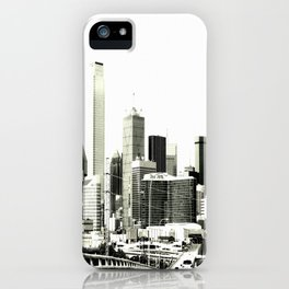 The Dallas storyline iPhone Case