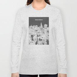 Squad Ghouls Long Sleeve T-shirt