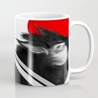 napoleon Mugs featuring Napoleon! by David Bernal
