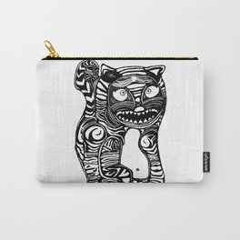 Woah Cat Carry-All Pouch