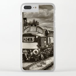 Diesel Dinosaurs Clear iPhone Case