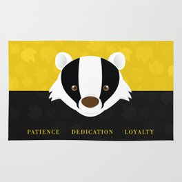 The Badger of Loyalty (Limited 2018) Rug