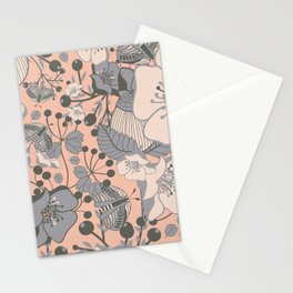 Blush Blooms Stationery Cards
