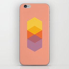 graphic 002 iPhone Skin