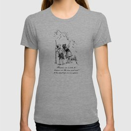 Heidi - Flowers are Made to Bloom T-shirt