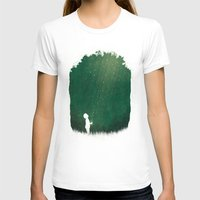 fireflies T-shirts featuring Fireflies by laurxy
