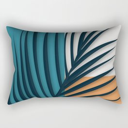 leaves 8 Rectangular Pillow