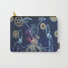 Time Keepers Carry-All Pouch