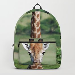 Giraffe Standing tall Backpack