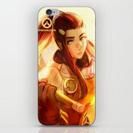 Brigitte iPhone Skin
