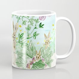 Winter Blooms Coffee Mug