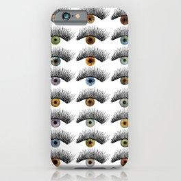 Hypnotic Eyes iPhone Case