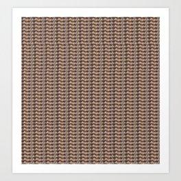 Steve Buscemi's Eyes Tiled Art Print
