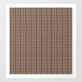 Steve Buscemi's Eyes Tiled Art Print