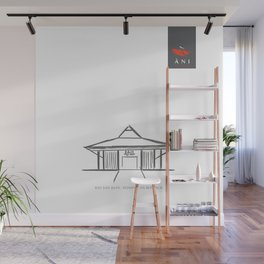 DR tote Wall Mural