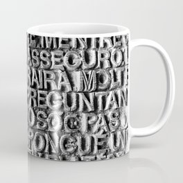La Sagrada Familia, Barcelona Coffee Mug