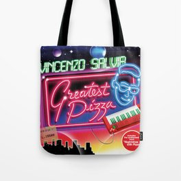 Greatest Pizza Tote Bag