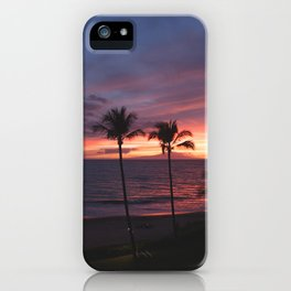 Maui Wowie iPhone Case
