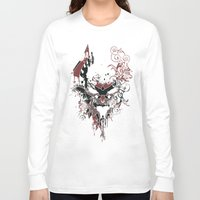 bull Long Sleeve T-shirts featuring Bull by iEvgeni