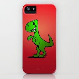 T-Rex - Dinosaur iPhone Case