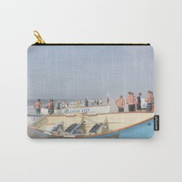 Atlantic City Lifeboats Carry-All Pouch