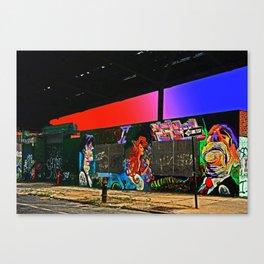Billyburg - New York Canvas Print
