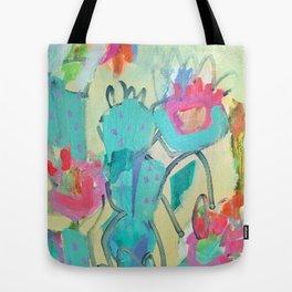 cushion Tote Bag
