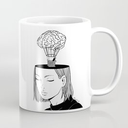 Free Thought Coffee Mug