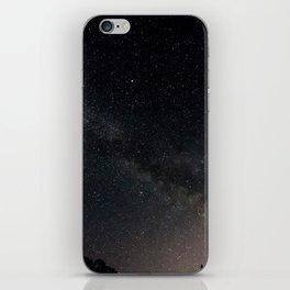 Far beyond this world iPhone Skin