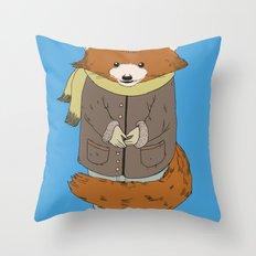 Aristote Throw Pillow