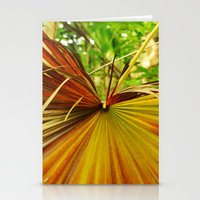 plant Stationery Cards featuring Plant by Rebecca Brianne
