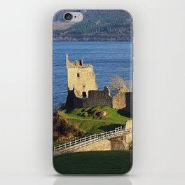Urquhart Castle - Scotland iPhone Skin