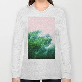 Into The Fog #society6 #decor #buyart Long Sleeve T-shirt