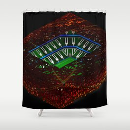 The Polokwane Shower Curtain