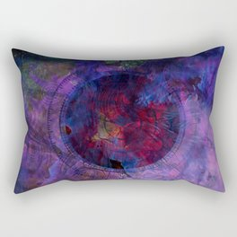 Inner Space 2 Rectangular Pillow
