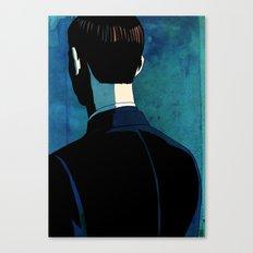 Reverse Portrait Canvas Print