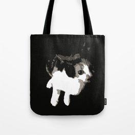 Beware the Demon Cat Tote Bag