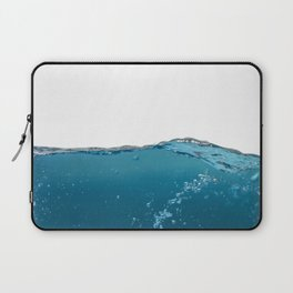 submerge in water Laptop Sleeve